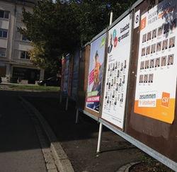 Cover Oktober: Wahlen 2013