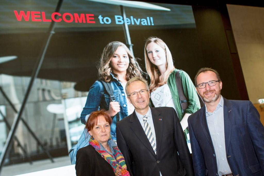UNI_2015-09-14_Welcome-Day_Reiner-Klump_Vera-Spautz_Georges-Engel
