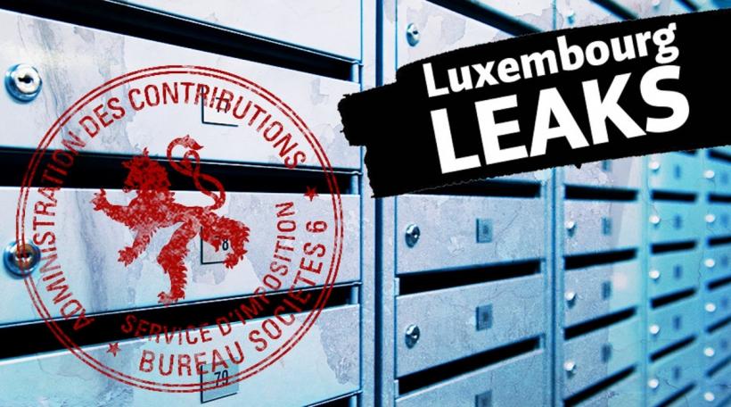 ICIJ LuxLeaks