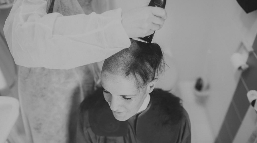 D'Lisa Berg huet de Verlaf vun der Krankheet dokumentéiere gelooss ©Jeanine Unsen