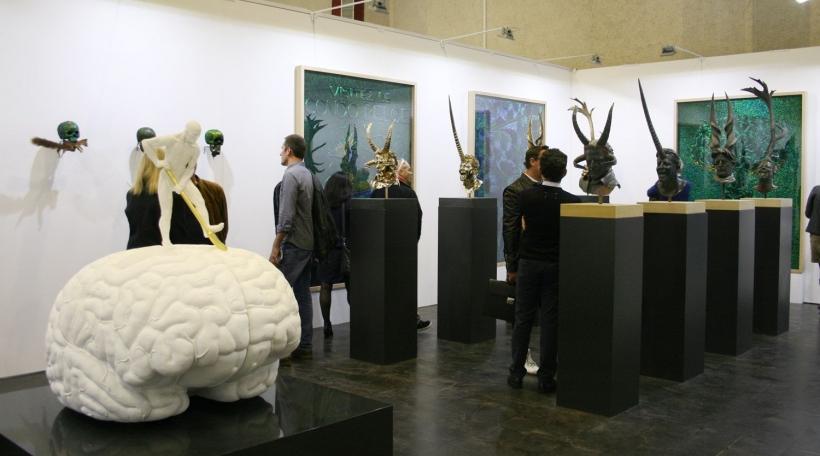 Gehier, Art Week, Expo