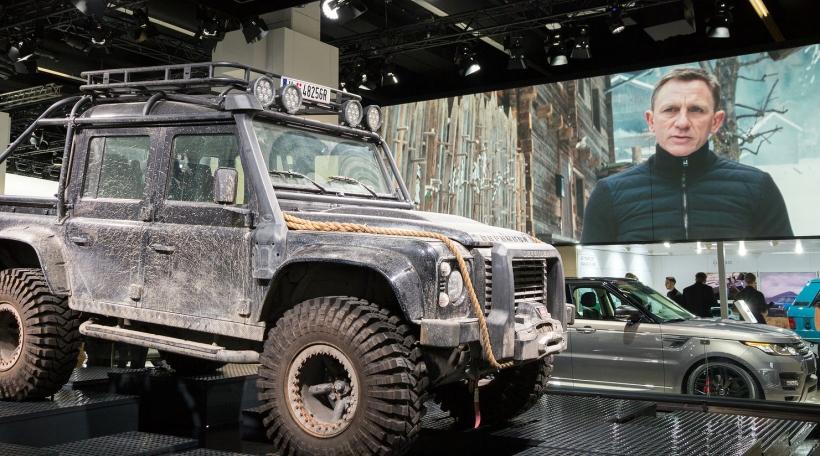 Bond, Auto, Jeep, Defender