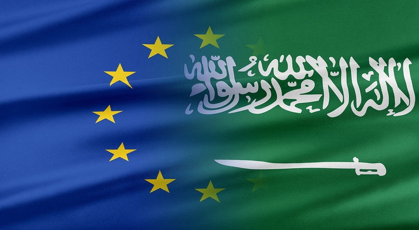 European Union and Saudi Arabia. The concept of relationship between EU and Saudi Arabia.