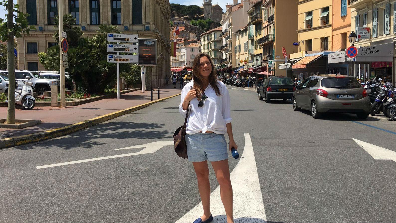 D'Maxi war déi lescht zwou Woche fir den 100,7 um Filmfestival zu Cannes