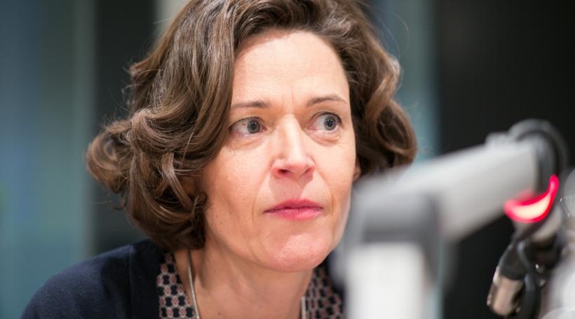 D'Judith Reicherzer huet e Medien-Team am Lycée Aline Mayrisch opgebaut