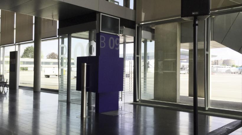Findel Terminal B