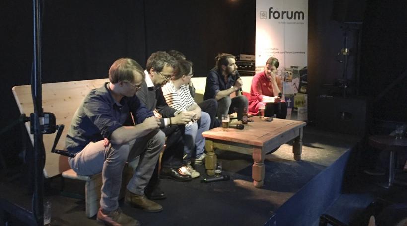 Public Forum am Gudde Wëllen (Foto ©Forum)
