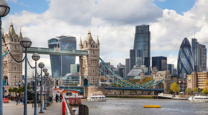 Et ass schwéier d'Konsequenzen op d'Londoner Finanzplaz virauszesoen (Foto: ©  IR Stone / Bigstock)
