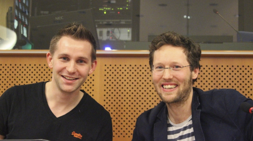 Max Schrems & Jan Philipp Albrecht