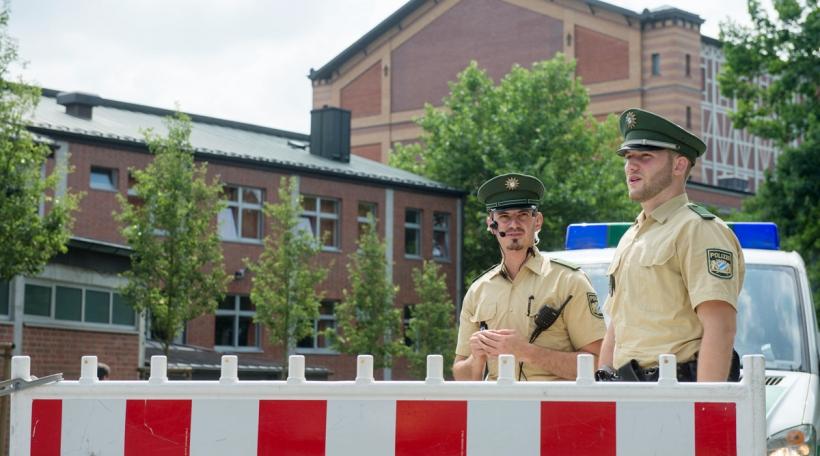 Police zu Bayreuth