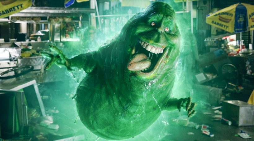 "De Slimer a ""Ghost Busters"""