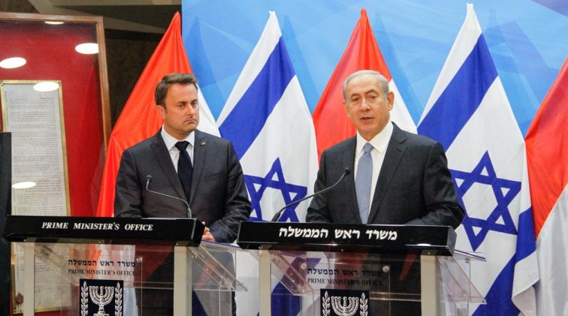 Bettel Netanjahu