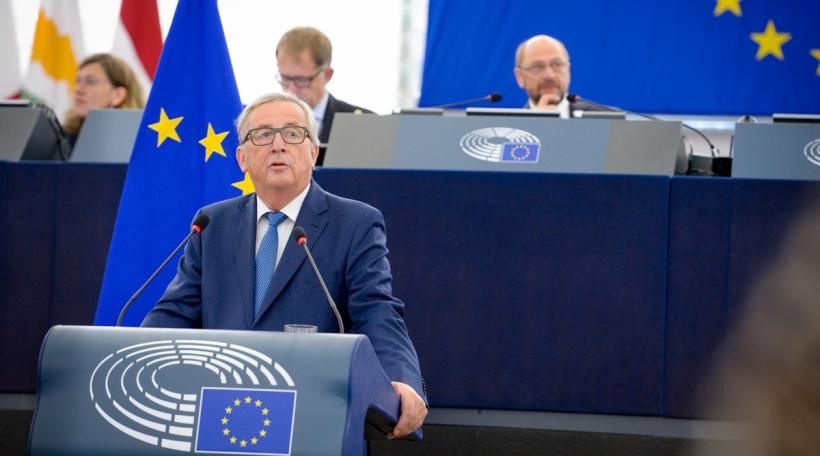 Jean-Claude Juncker zur Lag vun der Europäescher Unioun