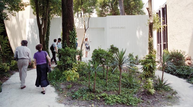 Dem Bert Theis säi Pavillon zu Venedeg (1995)