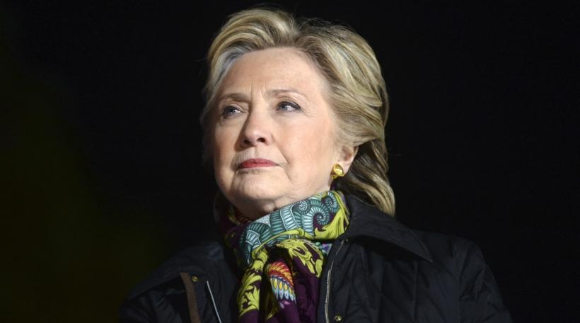 D'Hillary Clinton huet a wichtegen Bundesstaate verluer (Foto: © Picture Alliance / Dennis Van Tine)