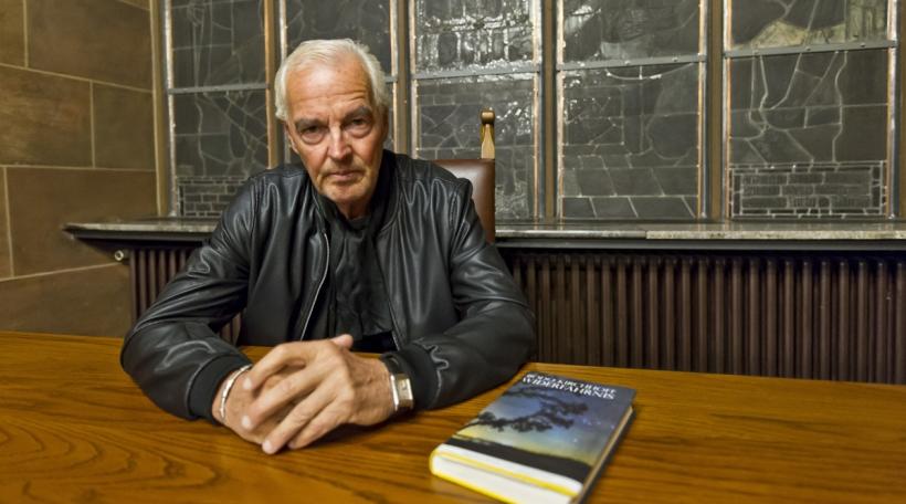 Bodo Kirchhoff beim Göttinger Literaturherbst 2016