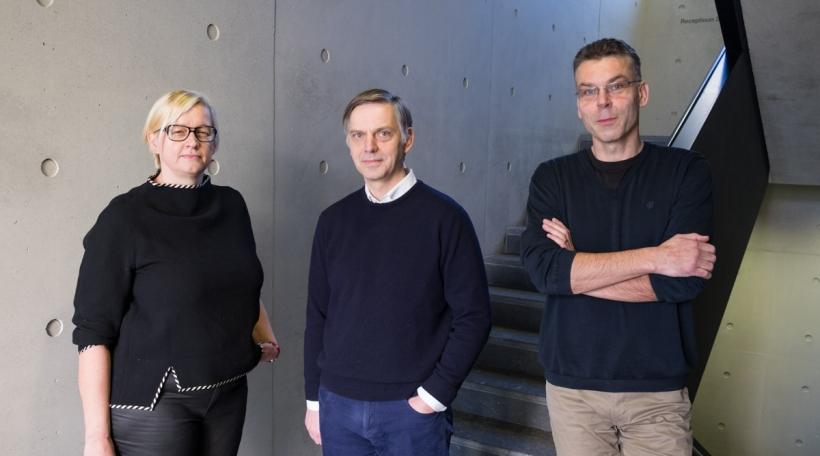 Josée Hansen, Paul Peckels, Jürgen Stoldt
