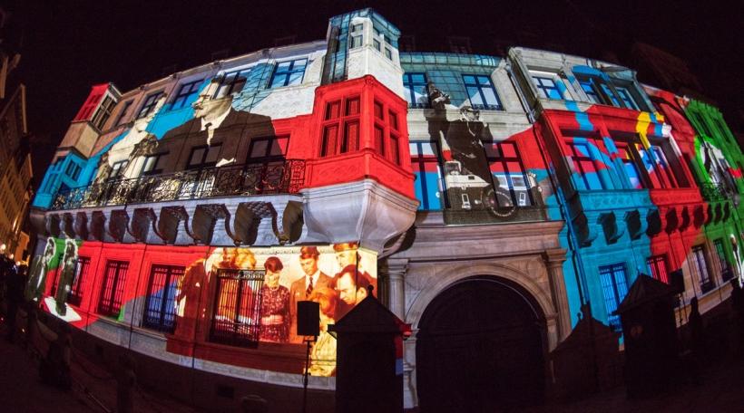 Anniversaire des 125 ans de la dynastie Luxembourg- Nassau