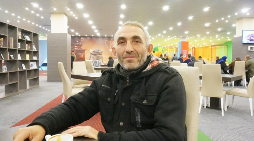 De Florim Idrizi ass forcéiert an de Kosovo zeréckkomm