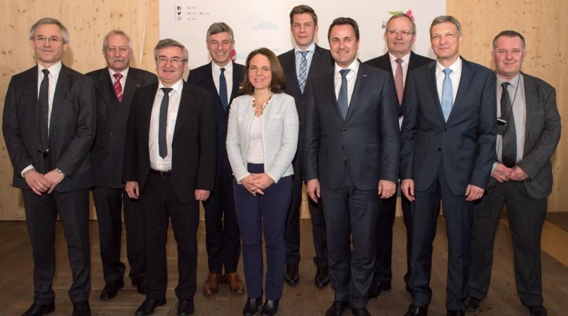 Lancement de la Présidence luxembourgeoise