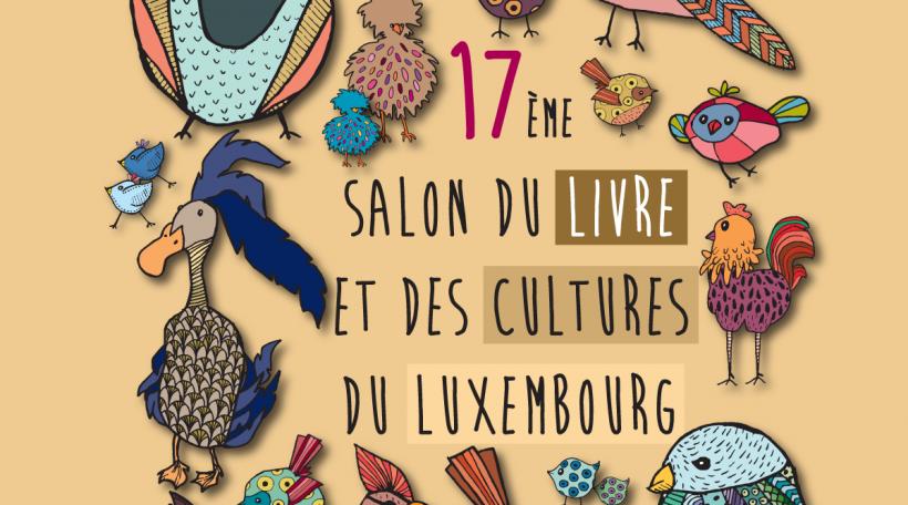 Salun du livre et des cultures du Luxembourg