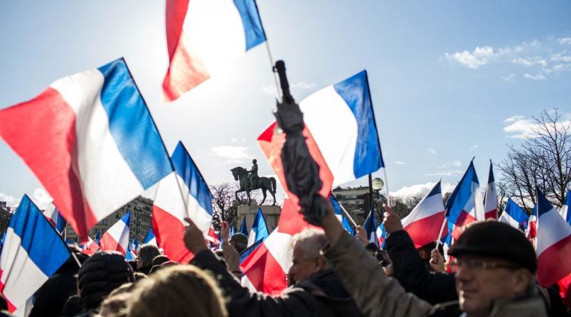 Wahlen a Frankräich