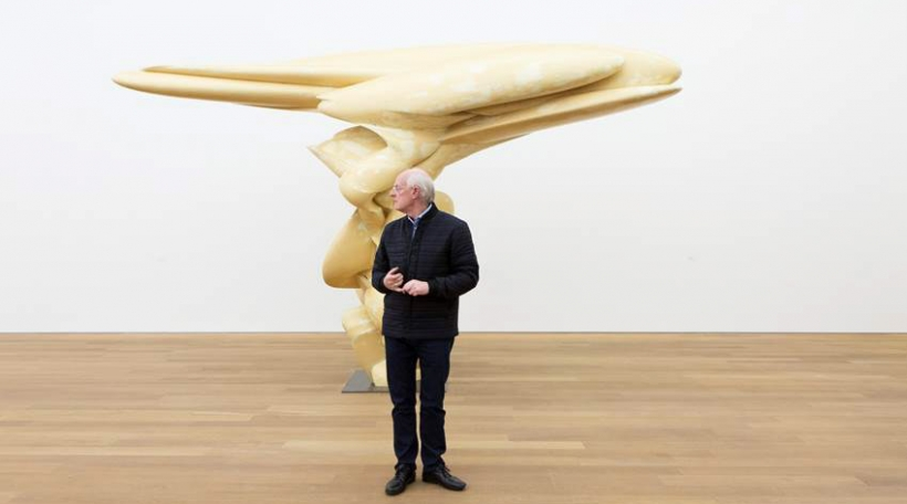 Tony Cragg a Skulptur
