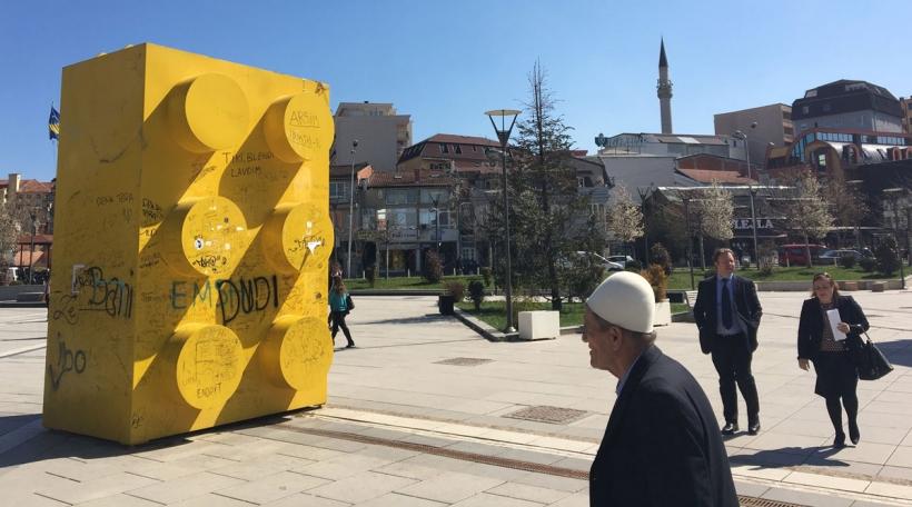 Lego zu Prishtina