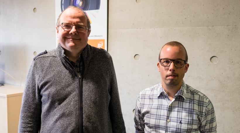 Marc Barthelemy & André Michaux
