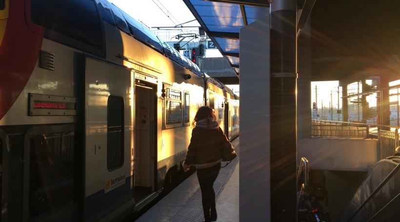 Gare vu Metz