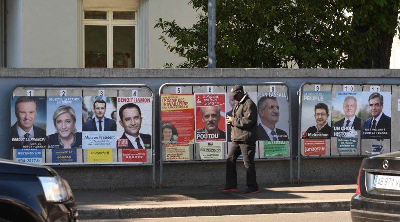 Eelef Kandidaten bei de Presidentiellen