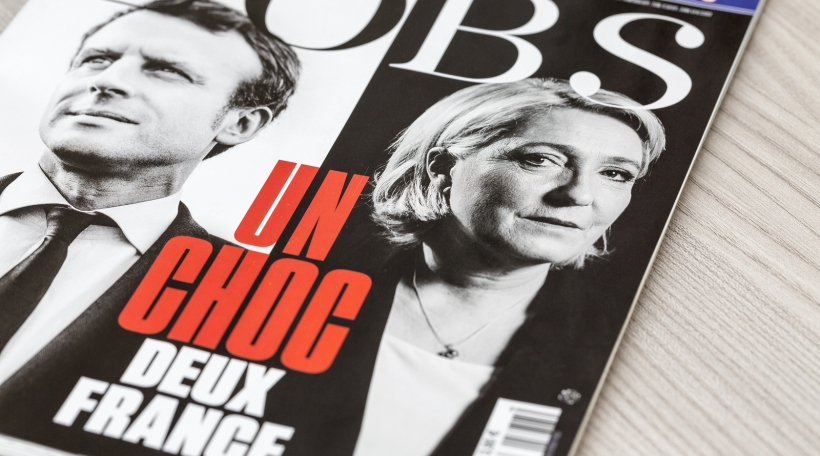 Cover vum L'Obs