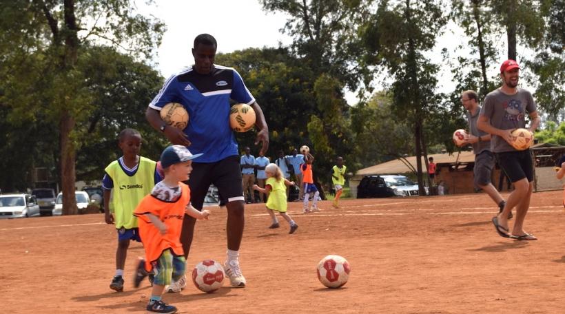 Fussball Kigali 4