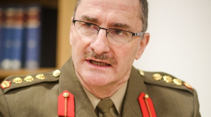 Colonel Alain Duschène. Foto:  PIerre Matgé / LW-Achiv
