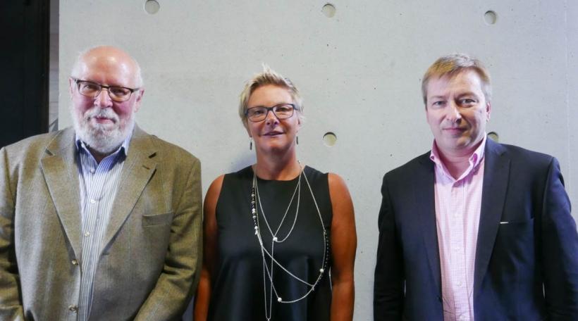 Raymond Bisdorff / Martine Hansen / Marc Hansen