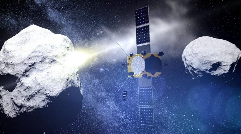 Asteroid Impact Mission ESA