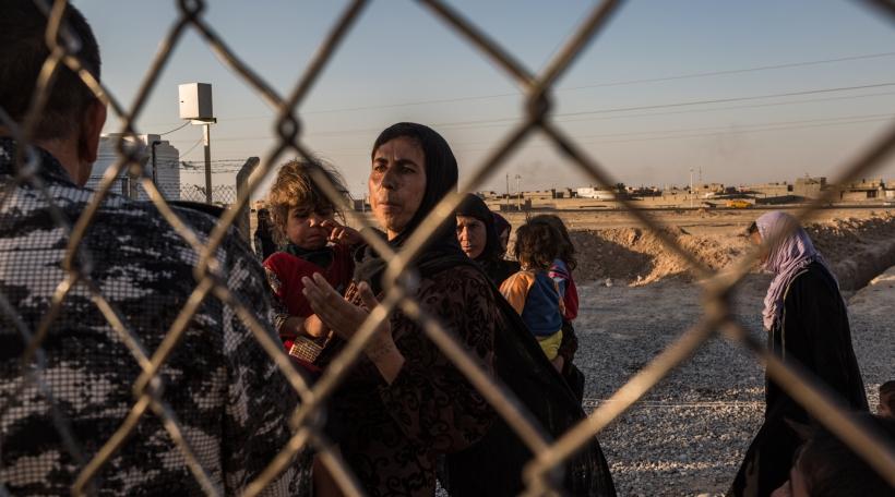 Camp für IS Familienangehörige
