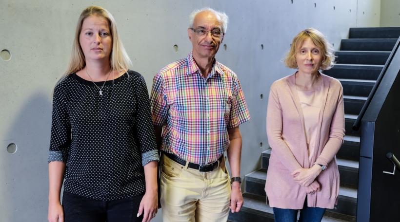 Laurence Bouquet, Dr Roland Seligmann, Pierrette Meisch