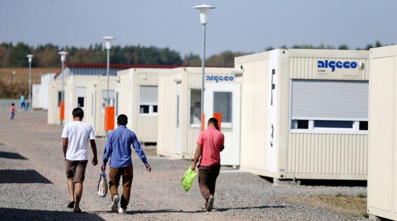 Flüchtlingsstruktur zu Halberstadt an Däitschland