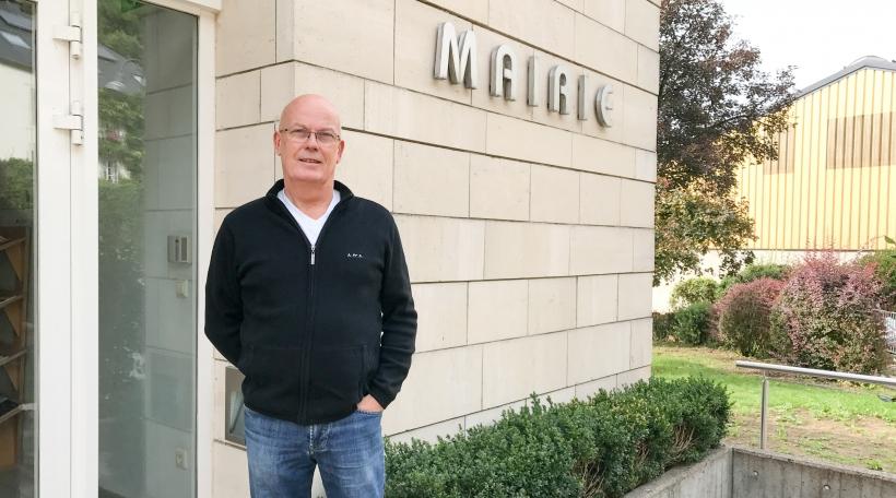 Yves Ewen, Buergermeeschter vu Simmer