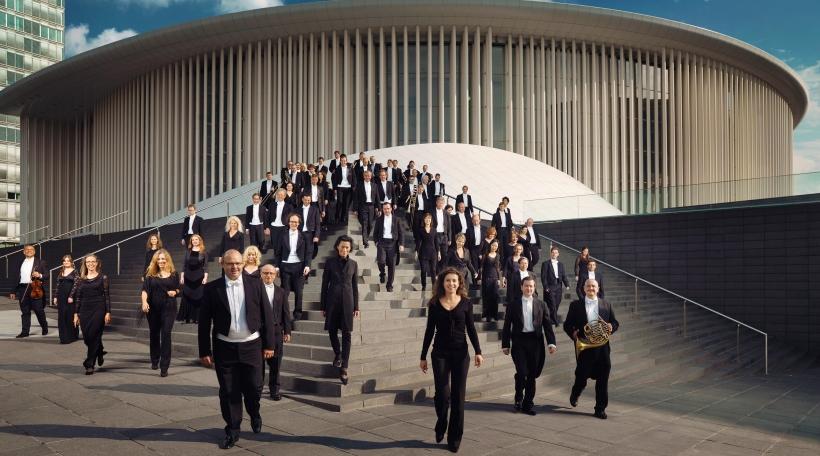 Philharmonie Luxemburg Philharmonie Luxemburg