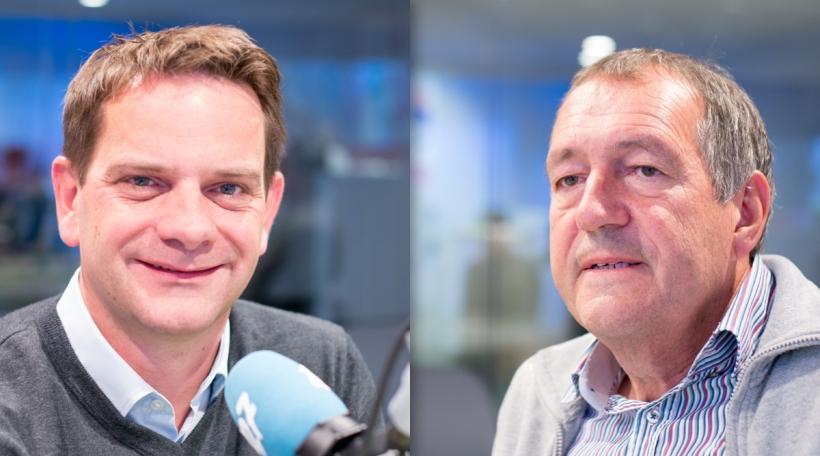 Laurent Zeimet a Guy Frantzen
