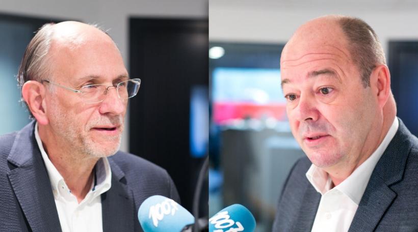Paul Bonert a Claude Haagen
