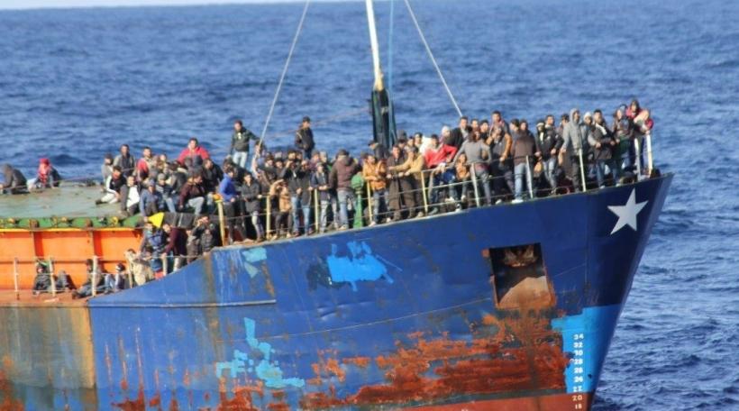 Flüchtlingen-Mettelmier
