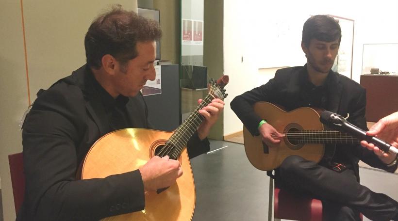 José Duarte a Ricardo Chitas