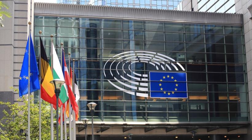 Europaparlament zu Bréissel