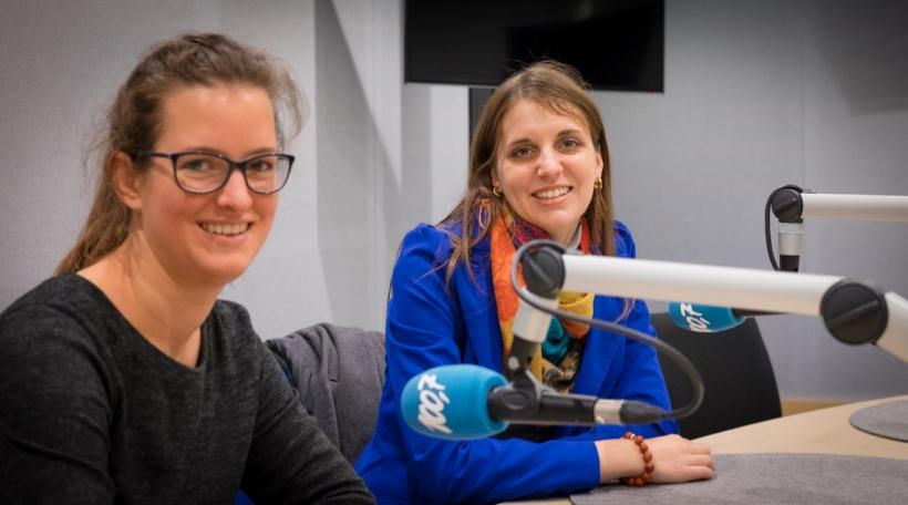 Bianca Hellberg a Viviane Waschbüsch