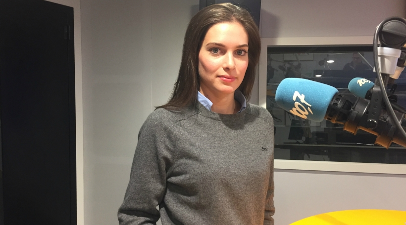 D'Schauspillerin Sophie Mousel