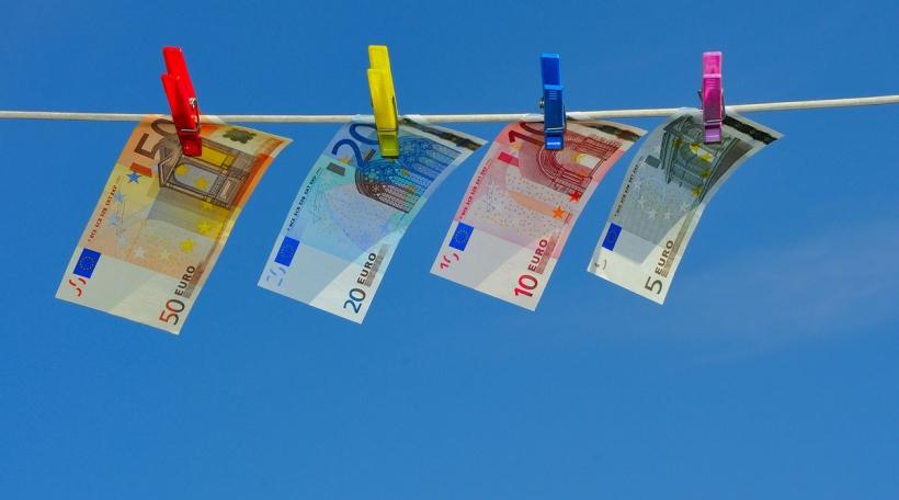 Euro-Schäiner un der Wäschléngt