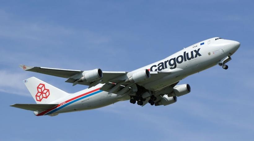 Cargolux Fliger